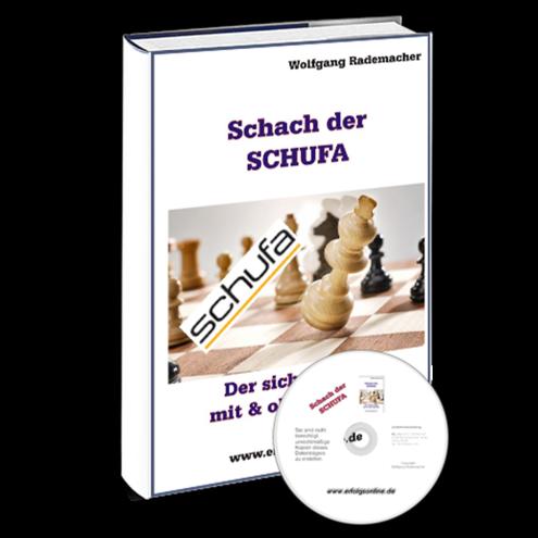 Schach der SCHUFA (gebundenes Buch)